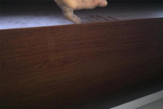Hard surface repair